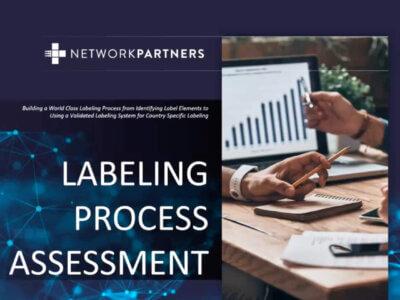 Labeling Process Assessment Webinar