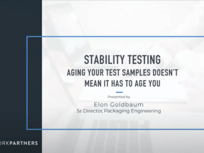 Stability Testing: Aging Your Test Samples Doesn't Mean It Has to Age You